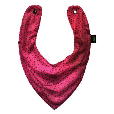Babador-Bandana---Vermelho-Sementinhas---Gumii