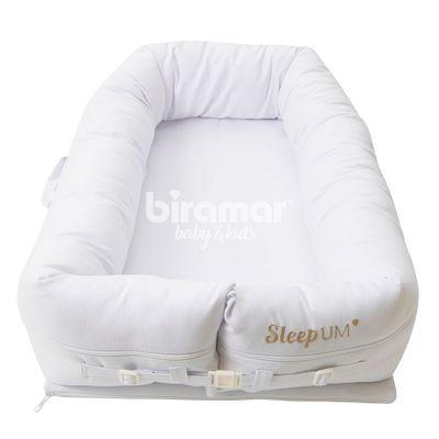 Berco-Portatil---Sleep-Um---Piquet-Branco---Biramar