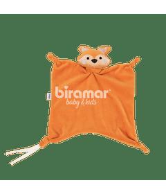 Naninha-para-Bebe---Plush-Bordada-Sweet---Fox-Laranja---Biramar