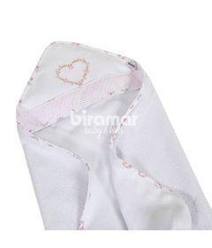 Toalha-de-Banho---Felpuda-Revestida-Bordada-Vies---Tiffany-Floral-Posa-Rosa---Biramar