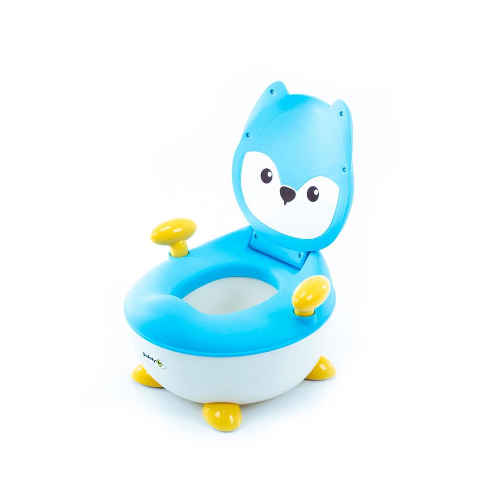 Troninho - Fox Potty - Azul - Safety 1St