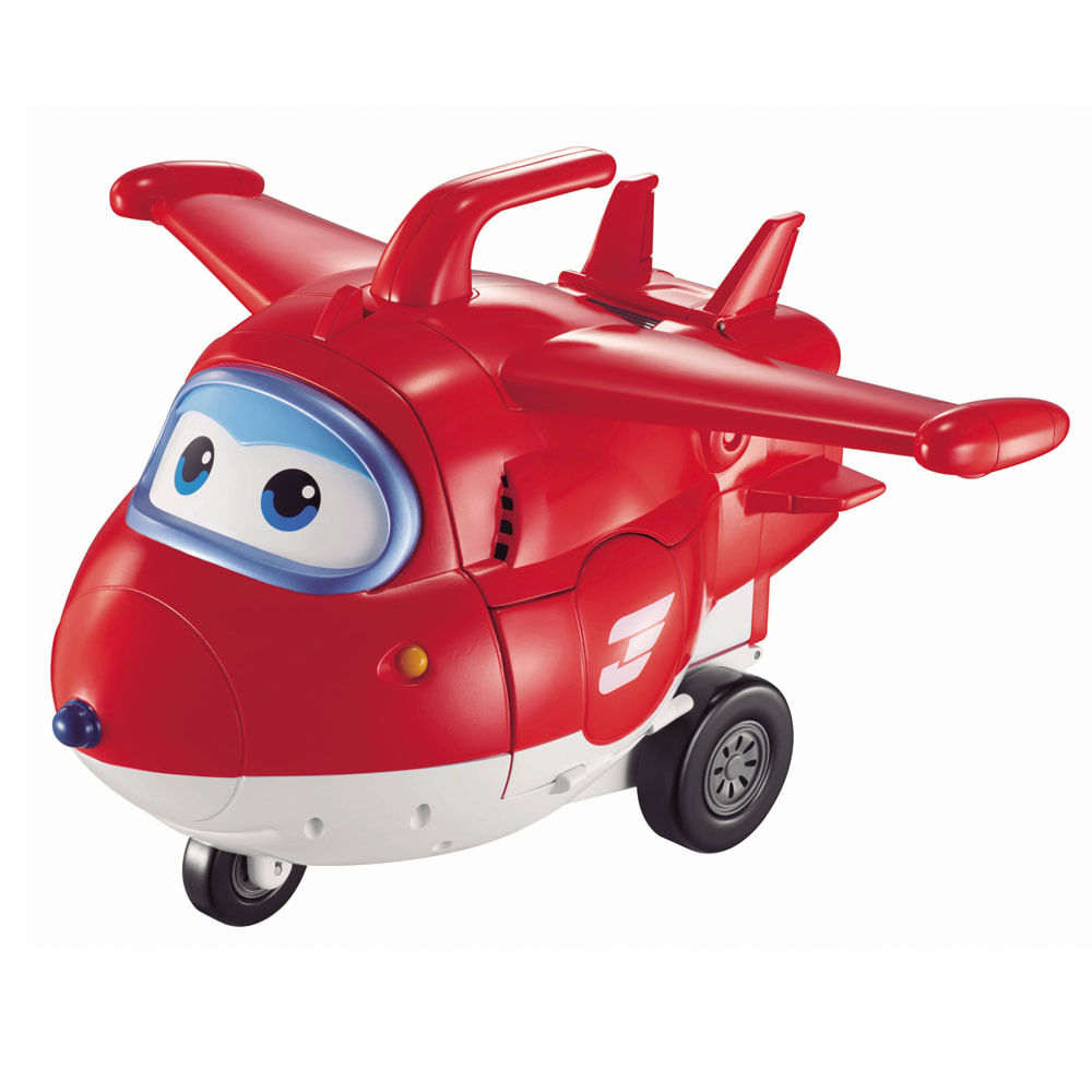 Veículo Super Wings - Explosão de Bolhas - Jett e Tubo de Bolhas - Fun