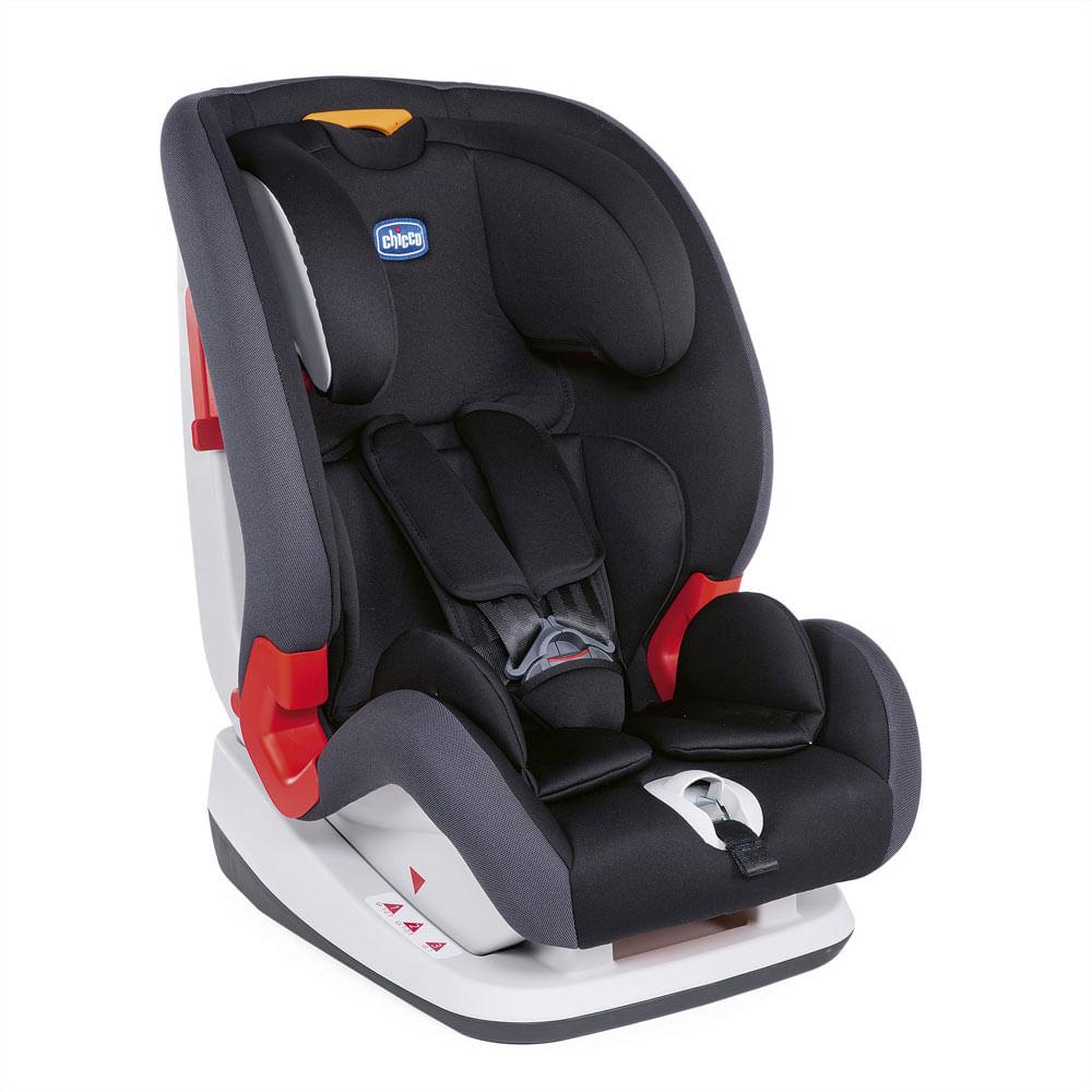 Cadeira para Auto - De 9 a 36 Kg - YOUniverse - Jet Black - Chicco