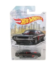 Mini-Veiculos---Hot-Wheels---Veiculos-Tematicos---70-Dodge-Hemi-Challenge_Frente