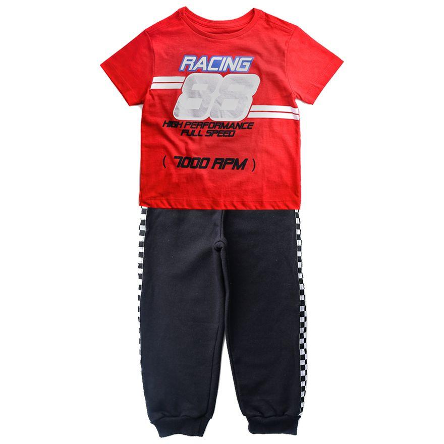 Conjunto-Infantil---Estampado---Racing---Vermelho---100--Algodao---Minimi---1