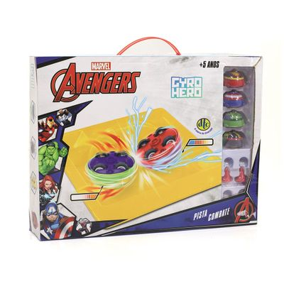 pista-e-pioes-de-batalha-giro-hero-disney-marvel-avengers-4-personagens-dtc-4921_frente