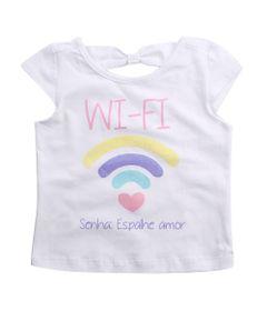 Conjunto-Infantil---Estampado---Rainbow---Branco---Algodao-e-Elastano---Minimi---1
