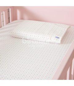 conjunto-de-lencol-e-fronha-para-berco-2-pecas-estampado-amor-rosa-biramar-34376-2787_frente