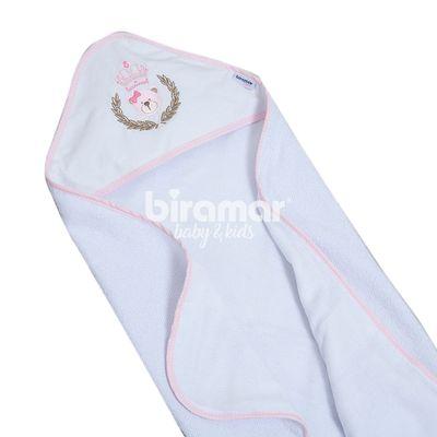 toalha-de-banho-felpuda-revestida-bordada-vies-chegou-uma-princesa-rosa-biramar-B004567_frente