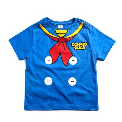 Camiseta-Infantil---Manga-Curta---100--Algodao---Donald---Azul---Disney---2