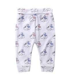 Calca-Infantil---100--Algodao---Estampada---Minnie-Mouse---Branco---Disney---M