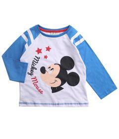 Camiseta-Reglan---Mickey-Mouse---100--Algodao---Branco---Disney---2