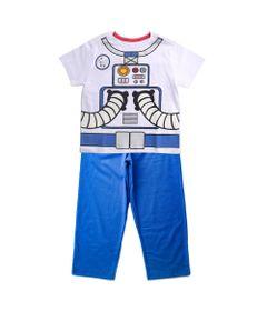 Pijama-Infantil---100--Algodao---Brilha-no-Escuro---Branco---Minimi---1