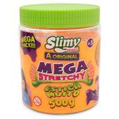 Geleca---Mega-Slimy-Elastica---Laranja---500gr---Toyng