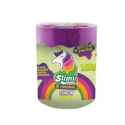 Geleca---Slimy-Arco-Iris---Verde---1500gr---Toyng