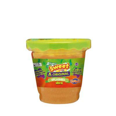 Geleca---Slimy-Splashies---Marrom---180gr---Toyng