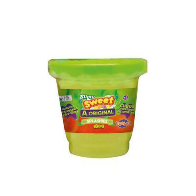Geleca---Slimy-Splashies---Verde---180gr---Toyng