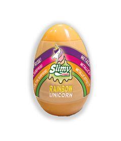 Geleca---Slimy-Unicornio-Ovo---Laranja---110gr---Toyng