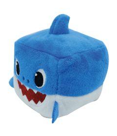 Pelucia---Baby-Shark---10cm---Azul---Cubo-Musical---Toyng