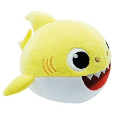 Pelucia---Baby-Shark---20cm---Amarelo---com-Movimento---Toyng
