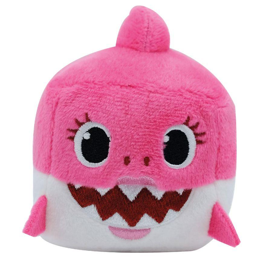Pelucia---Baby-Shark---10cm---Rosa---Cubo-Musical---Toyng