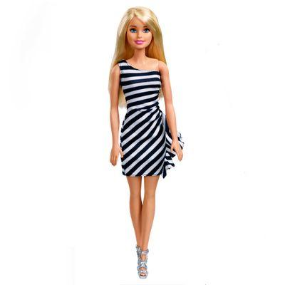 boneca-barbie-basica-glitz-loira-vestido-branco-e-preto-mattel-T7580-FXL68_Frente