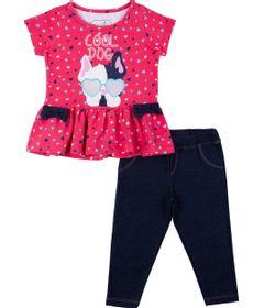 Conjunto-Infantil---Estampado---Bulldog---Rosa---Algodao-e-Elastano---Minimi---3