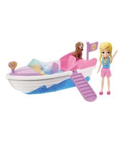 Veiculo-e-Boneca---Polly-Pocket---Polly-e-Lancha---Mattel_Frente