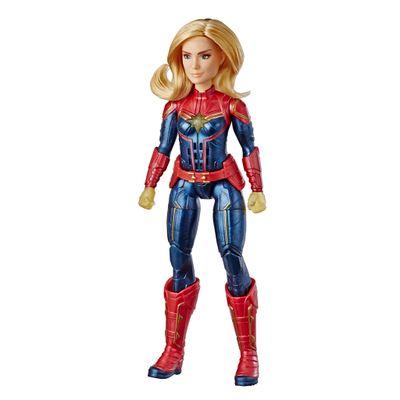 Boneca-Com-Luzes-e-Sons-30-Cm-Disney-Marvel-Capita-Marvel-Hasbro-E3610_frente