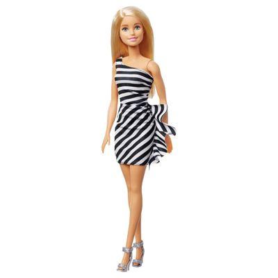 boneca-barbie-colecionavel-30cm-edicao-de-aniversario-60-anos-listras-mattel-GJF85_Frente