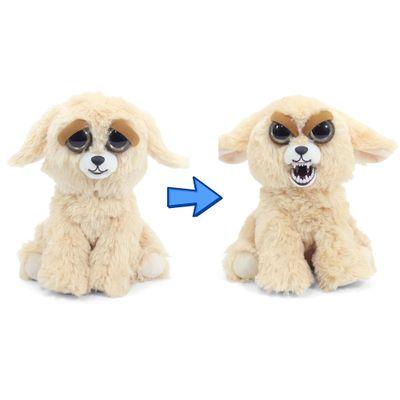 pelucia-20-cm-feisty-pets---cachorro-bege-dtc-4714_Frente