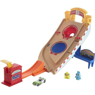 Veiculo-e-Pista-de-Percurso-Hot-Wheels-Disney-Pixar-Toy-Story-4-Buzz-Lightyear-Mattel-GCP24_frente