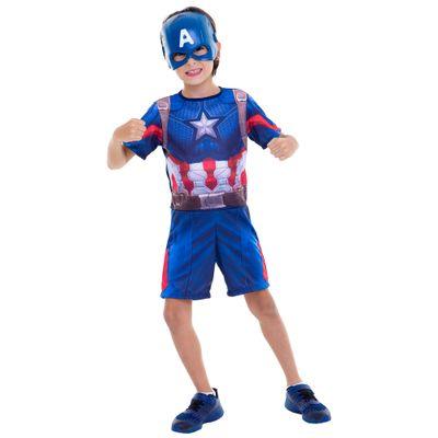 Fantasia-Infantil-Disney-Marvel-Vingadores-Ultimato-Capitao-America-Global-Fantasias-G-112603.2_frente
