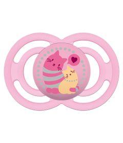chupeta-perfect-silicone-fase-2-rosa-gatinhos-mam-2892_Frente
