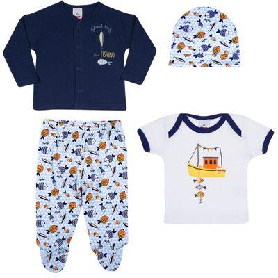 Conjunto-Baby---Meninos---Calca-2-Camisas-e-Touca---Marinho---Tip-Top---M