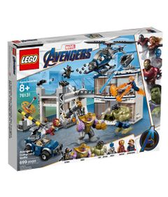 LEGO-Avengers---Disney---Marvel---Ultimato---Combate-no-Quartel-General---76131
