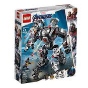 LEGO-Avengers---Disney---Marvel---Ultimato---War-Machine-Buster---76124