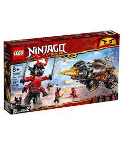 LEGO-Ninjago-Legacy---Perfuradora-de-Terra-do-Cole---70669