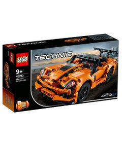 LEGO-Technic---Chevrolet-Corvette-ZR1---42093