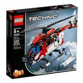 LEGO-Technic---Helicoptero-de-Resgate---42092