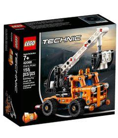 LEGO-Technic---Plataforma-de-Emergencia---42088