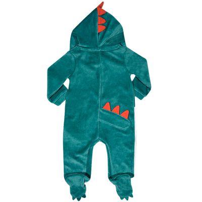 Macacao-Baby-com-Capuz---Dinossauro---Verde---Tip-Top---G