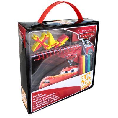 Livro-de-Atividades---Box-Disney-Carros-3---DCL-Editora