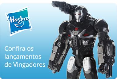 01 - Avengers Hasbro