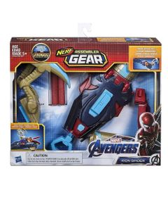 Lancador-Nerf---Disney---Iron-Spider---Assemble-Gear-2.0---Hasbro---5082448_frente