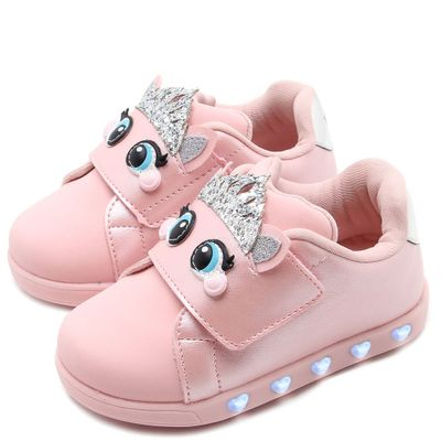 tenis-para-bebes-sneaker-luzes-rosa-glace-pampili-165086_frente