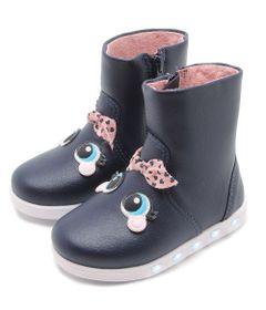 bota-para-bebes-sneaker-luzes-dot-azul-pampili-165090_frente
