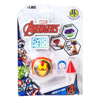 Piao-de-Batalha---Giro-Hero---Disney---Marvel---Avengers---Homem-de-Ferro---DTC