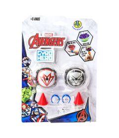 Pioes-de-Batalha---Giro-Hero---Disney---Marvel---Avengers---Pantera-Negra-e-Falcao---DTC