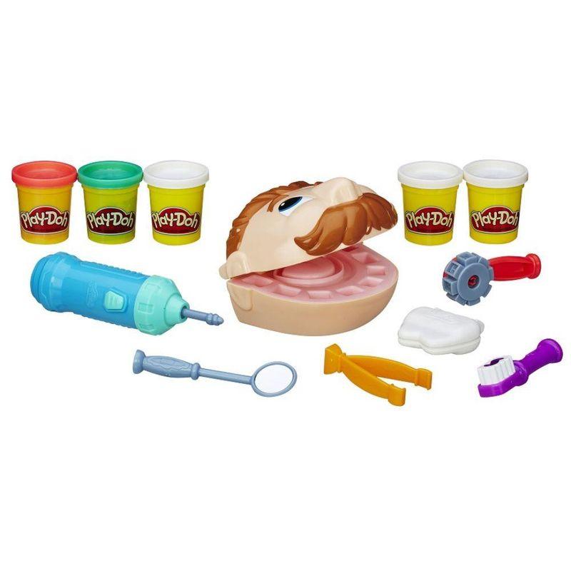 fb600c3ec3 Conjunto Play-Doh - Dentista e Acessórios - Hasbro - Ri Happy Brinquedos